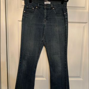 Woman's Jaclyn Smith Bootcut Jeans